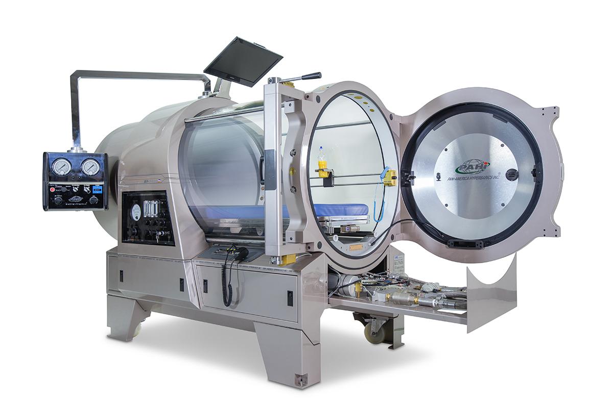 PAH-S1-3800 Oxygen Chamber | Pan America Hyperbarics, Inc.